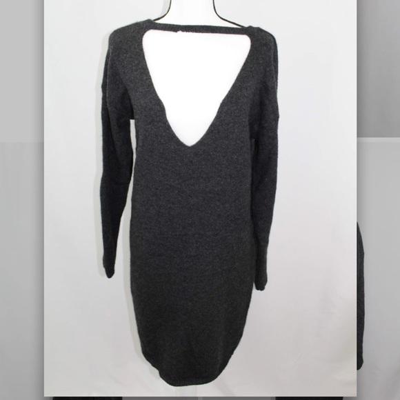 9c2794a0212 Low Cut 360 Cashmere Sweater Dress